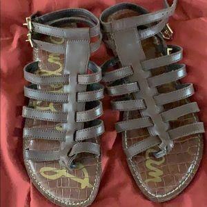 Sam Edelman Gladiator Sandals - 7.5
